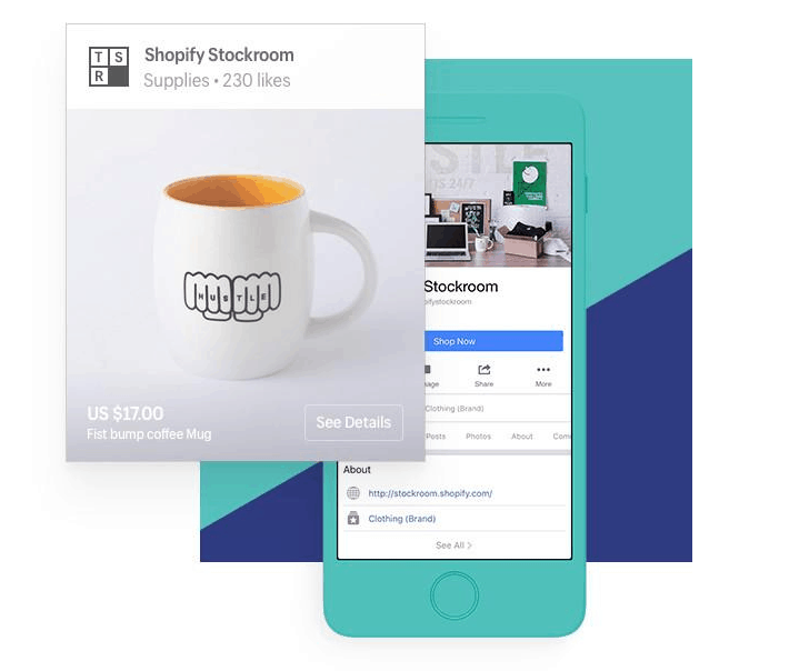 Shopify Review - Facebook store