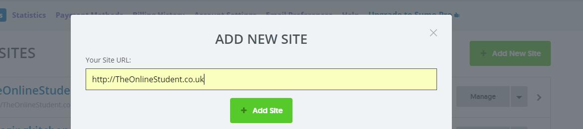 Adding App Sumo WordPress