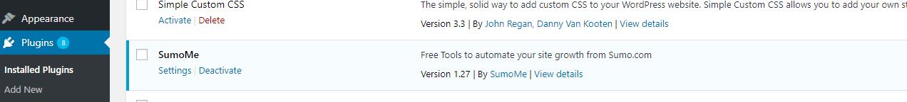 Adding App Sumo Plugin WPENGINE
