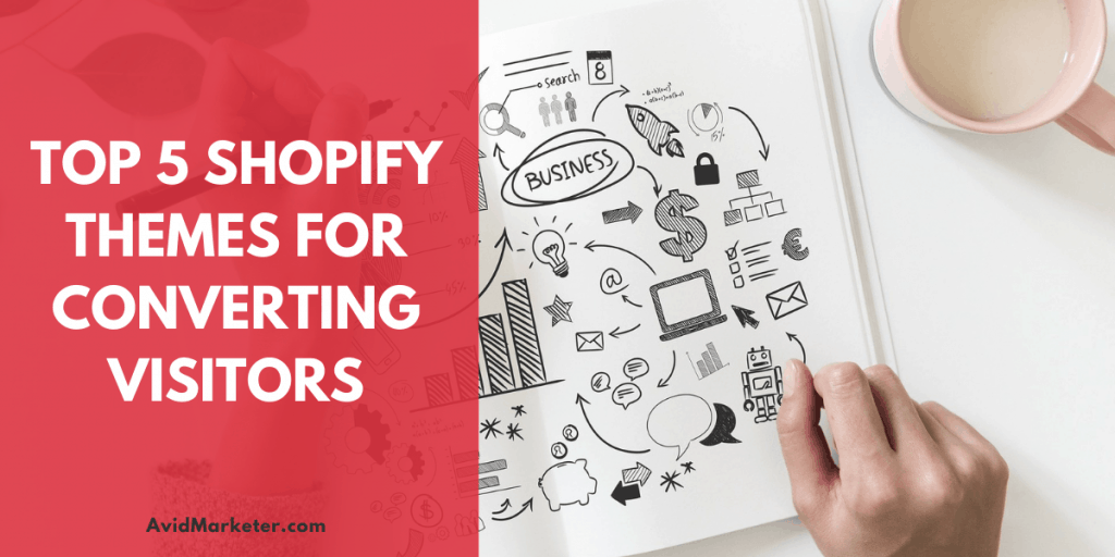 Top 5 Shopify Themes For Converting Visitors 3 Shopify Theme