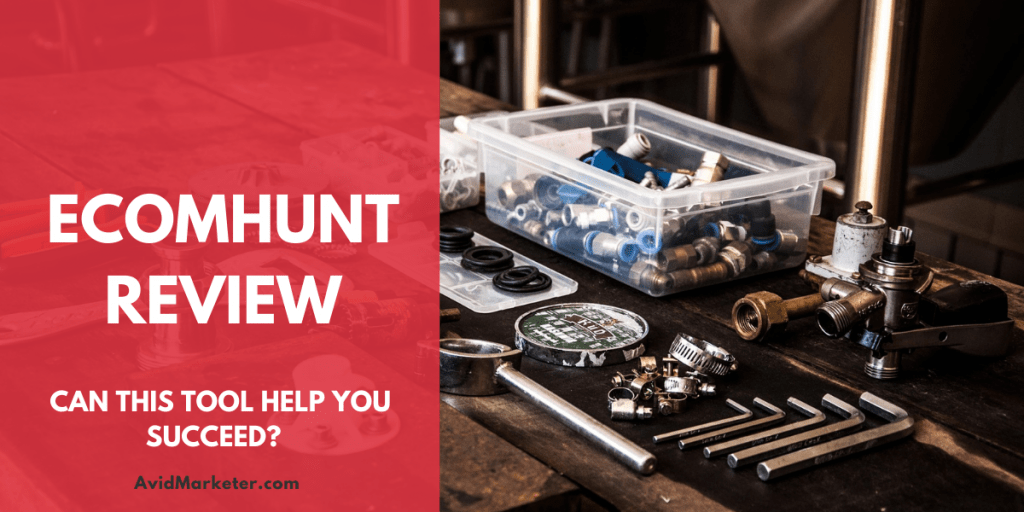 eComHunt Review 70 EcomHunt Review
