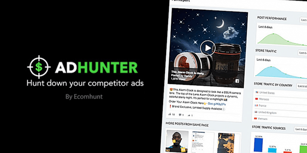 ecomhunt review ad hunter
