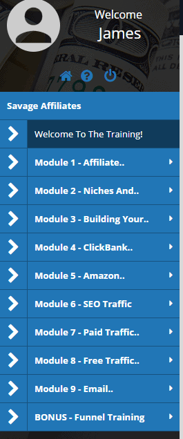 Savage Affiliate Modules