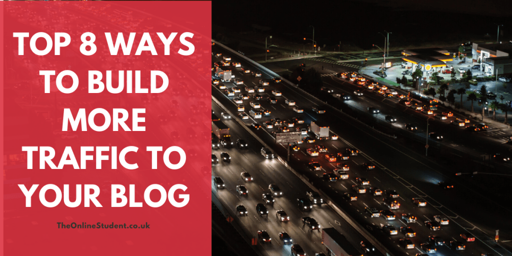 Top 8 Ways To Build More Traffic To Your Blog 24 ways to build more traffic to your blog