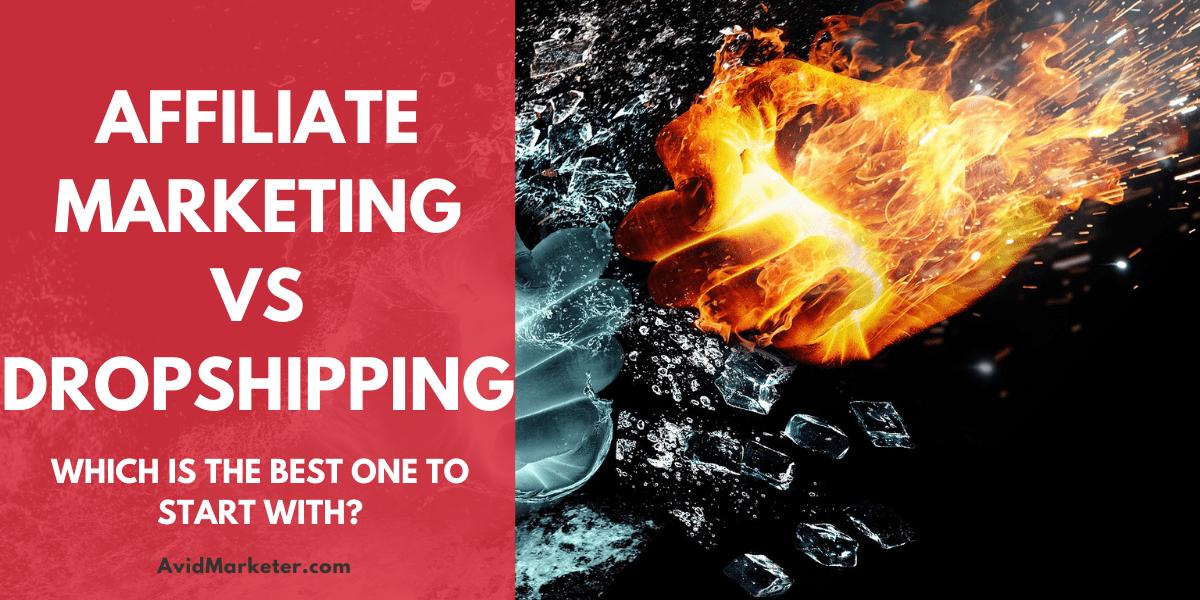 Affiliate marketing Vs Dropshipping 18 affiliate marketing vs dropshipping