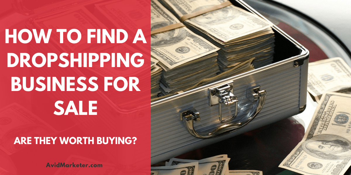 How To Find A DropShipping Business For Sale 1 DropShipping Business For Sale