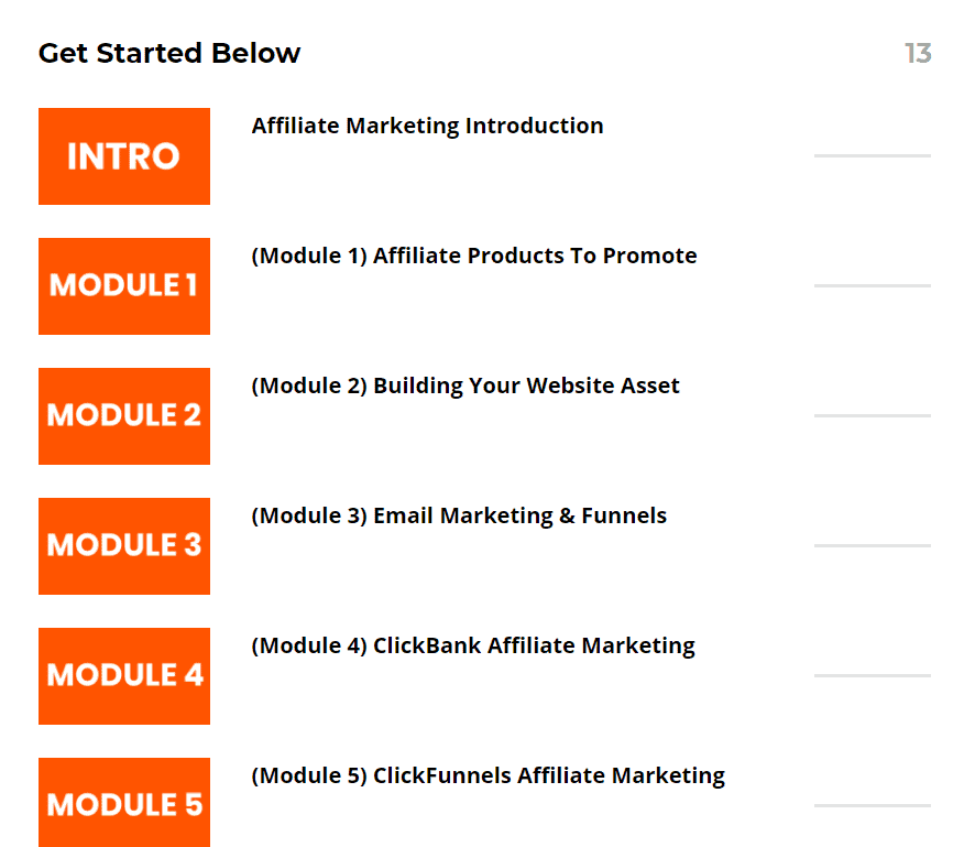 The Best Affiliate Marketing Courses Under $500