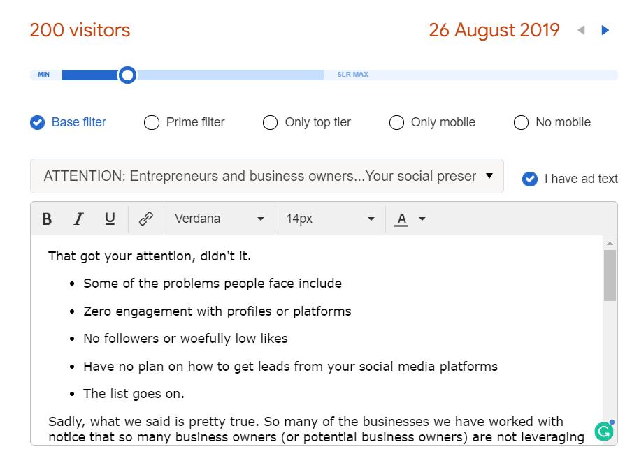 Udimi Review -Udimi email creator