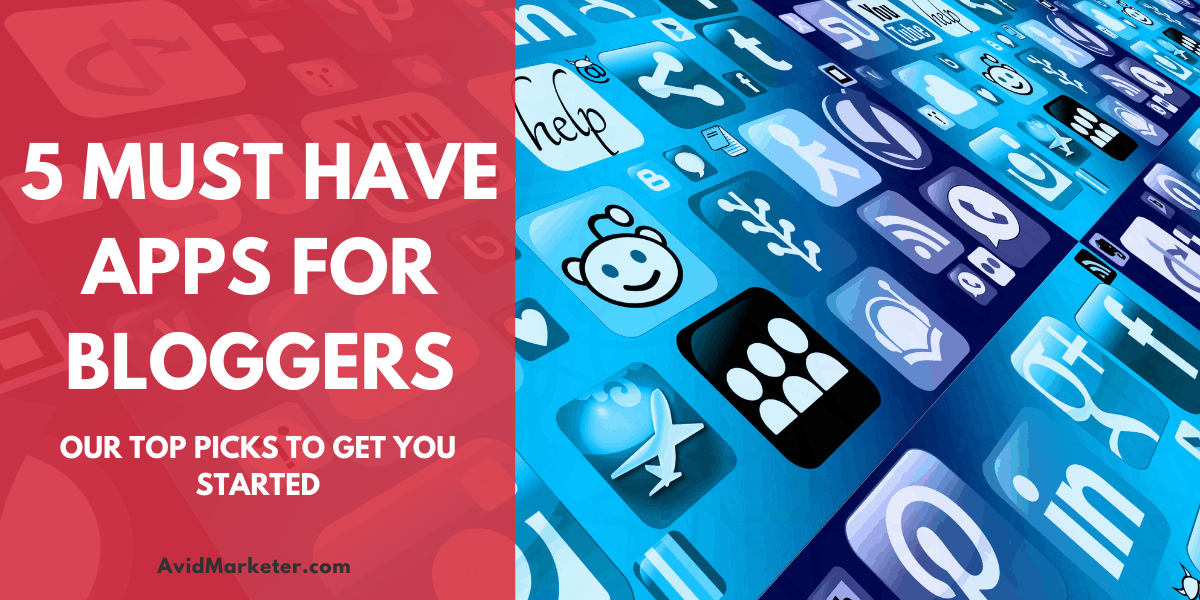 5 Must Have Apps For Bloggers 4 5 must have apps for bloggers