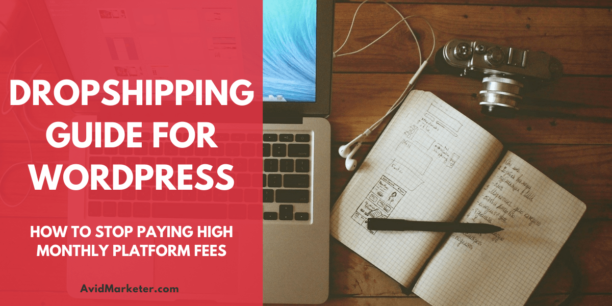 DropShipping Guide For WordPress 5 DropShipping Guide For WordPress