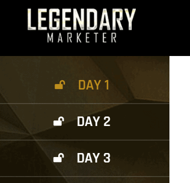 The Legendary Marketer Review - Legend Marketer Challenge
