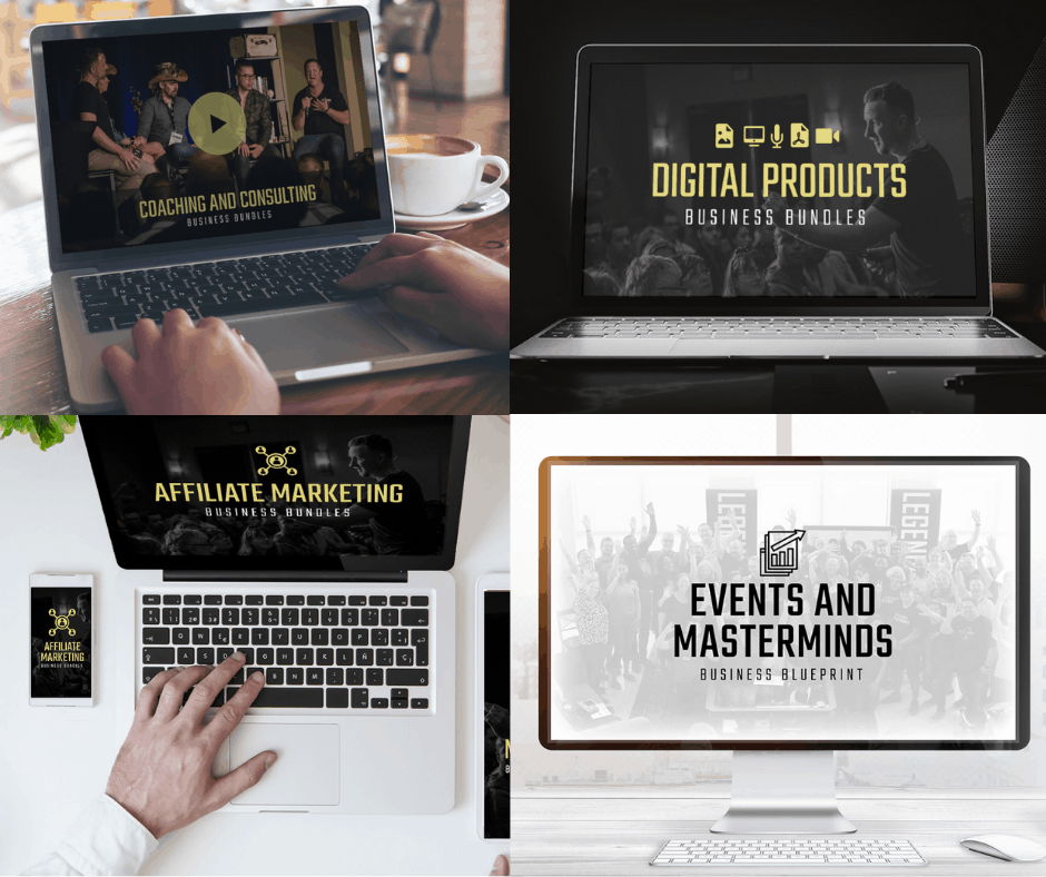 Legendary Marketer Blueprints - Affiliate Programs With High Commissions
