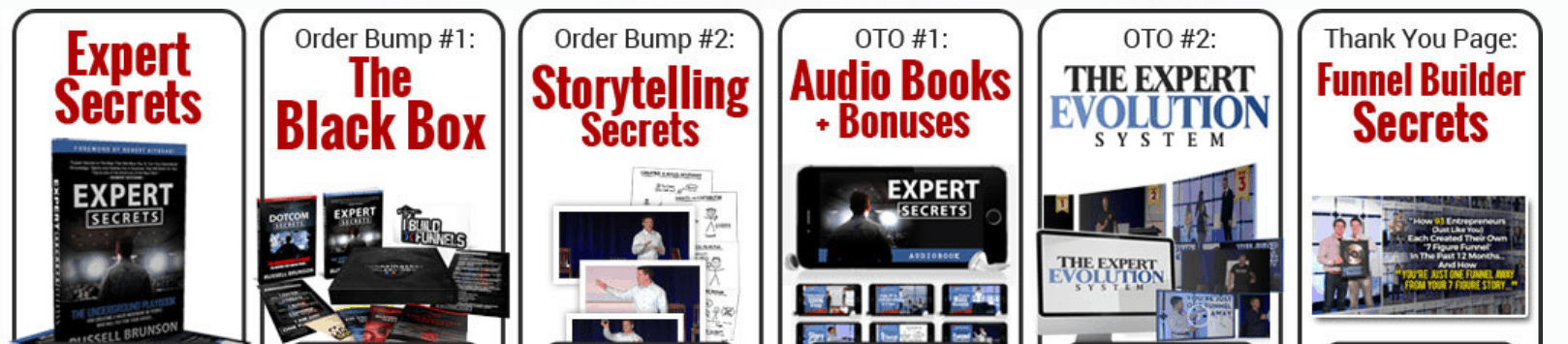 ClickFunnels Expert Secrets - Affiliate Programs With High Commission