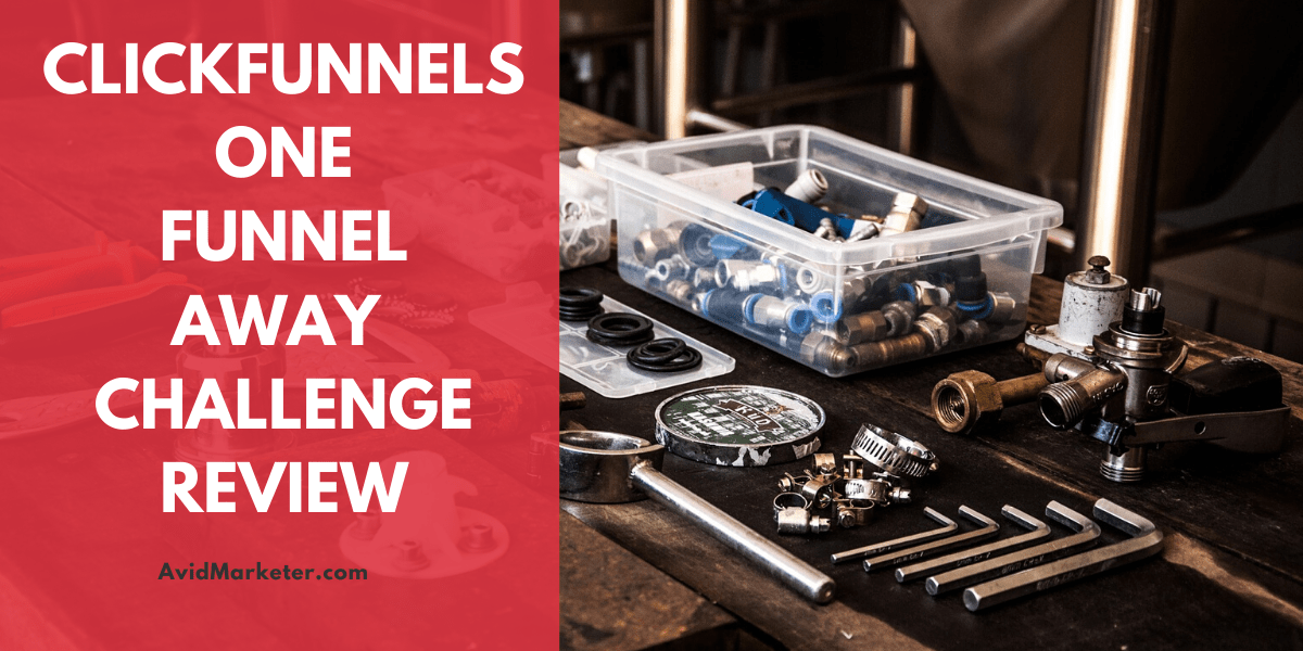 ClickFunnels One Funnel Away Challenge Review 1 one funnel away challenge review