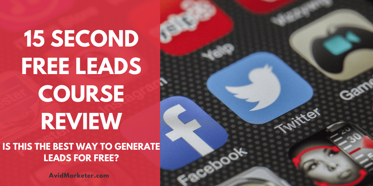15 Second Free Leads Course Review 52 15 second free leads course review