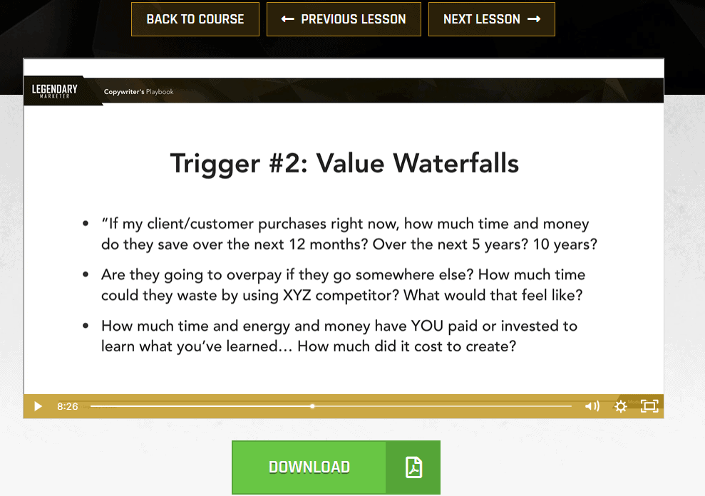 The Copywriters Playbook Review 8 The Copywriter's Playbook Review