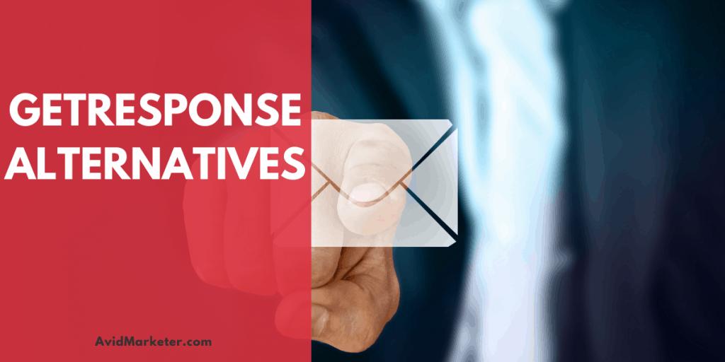 GetResponse Alternatives - Featured Image