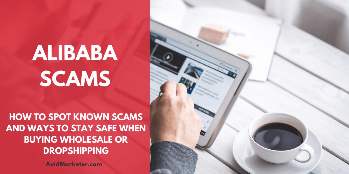 Alibaba Scams 20 Alibaba Scams