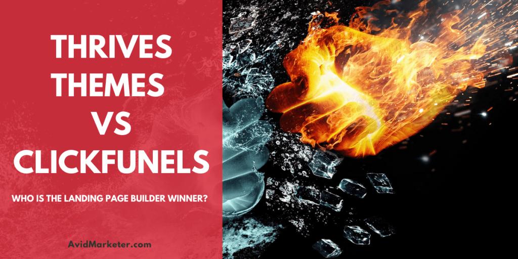 Thrive Themes vs ClickFunnels 39 thrive themes vs clickfunnels