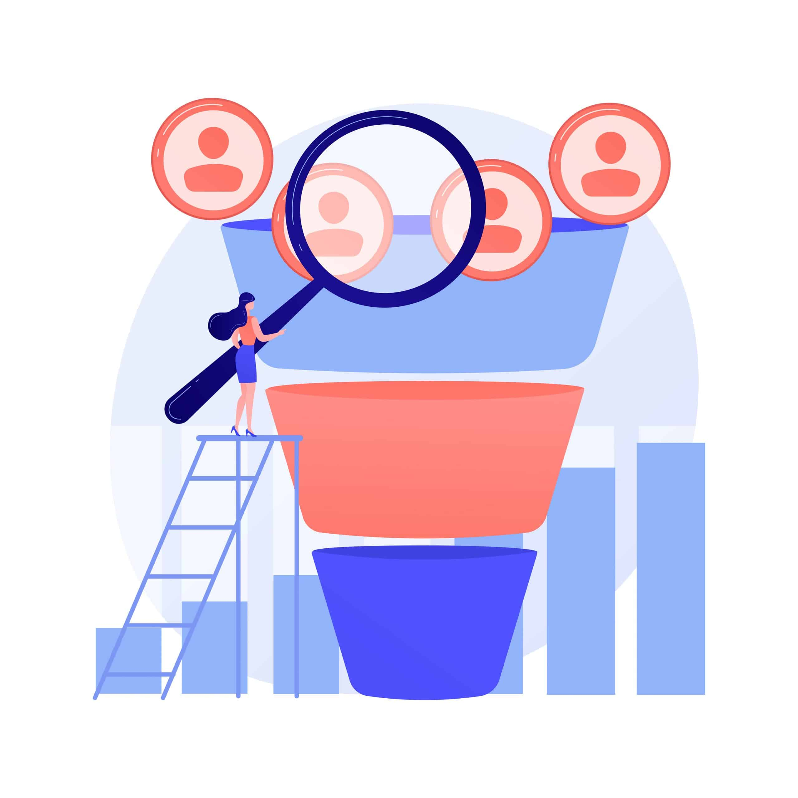 Funnels and emarketing tools