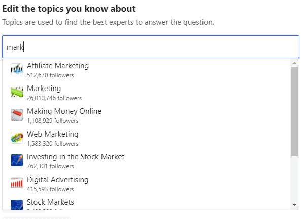 How To Use Quora For Affiliate Marketing 4 How To Use Quora For Affiliate Marketing