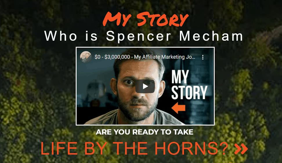 who is spencer mecham