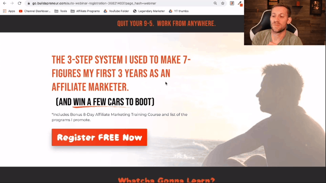 affiliate secrets 3.0 lesson 4